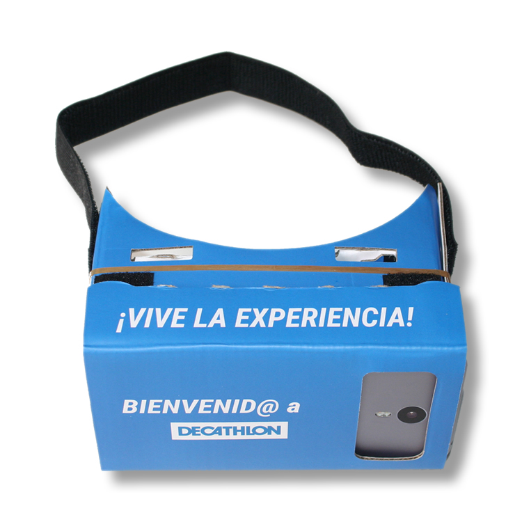 Gafas realidad virtual decathlon